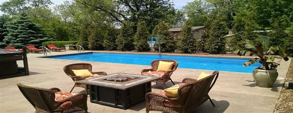 ✅ Extra Large Small Fiberglass Pools - San Juan Pools - Backyard ...
